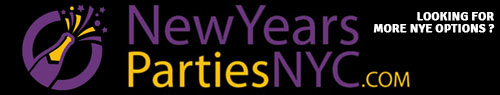 New Years Parties NYC - New York New Years Eve Tickets