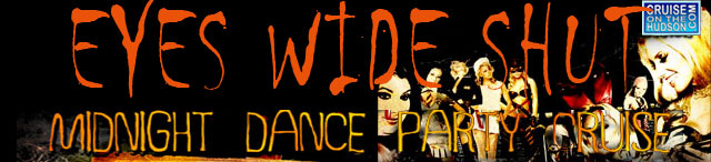 Eyes Wide Shut Halloween Dance Cruise NYC Cornucopia Majesty Yacht NYC